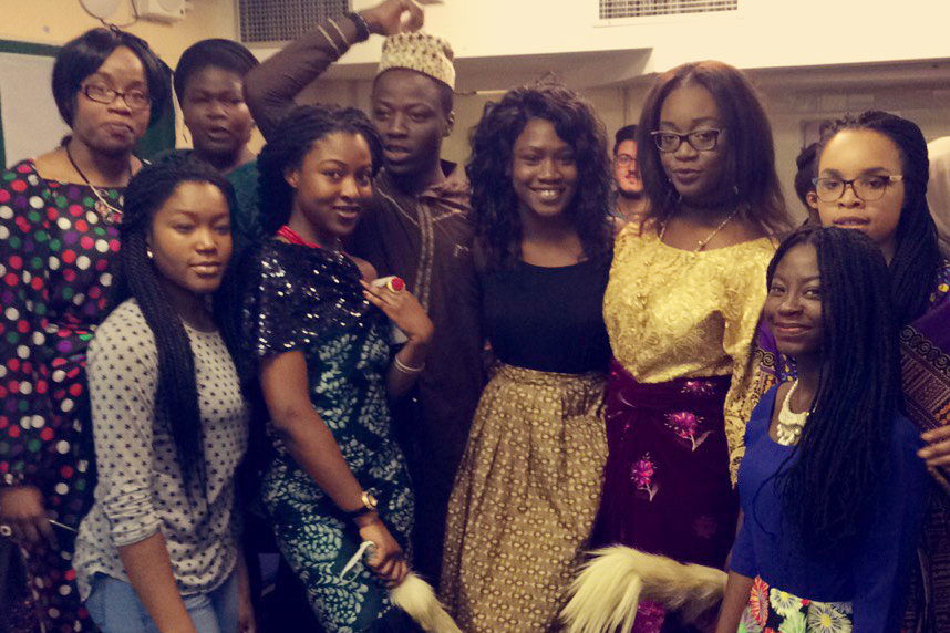 Nigerian Cultural Day - Institute of Education