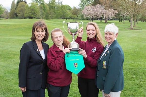 Irish Schools Senior Cup Winners